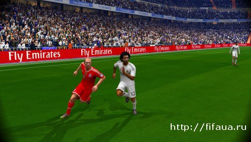 FIFA 14 MOD PACK - New Graphics / New Turf / New Animations