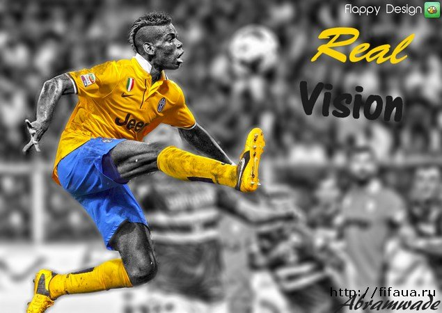 FIFA 14 - Real Vision'GeM'Occlusion Update Graphic Mod NEW!