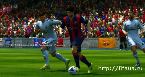 FIFA 14 Update v7.2 by PesCups — Transfers