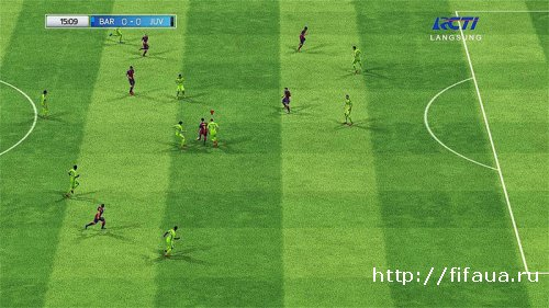 FIFA 14 Super Real Turf V.2 by Atexz