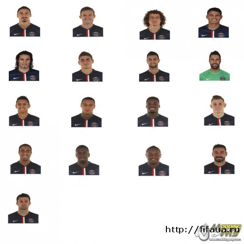 PSG MINIFACES BY MD.FAIZAAN AZIM