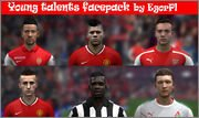 Young Talents Facepack by EgorPl