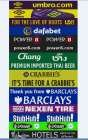 FIFA 14 BARCLAYS PREMIER LEAGUE 14-15 ADBOARD PACK RX3