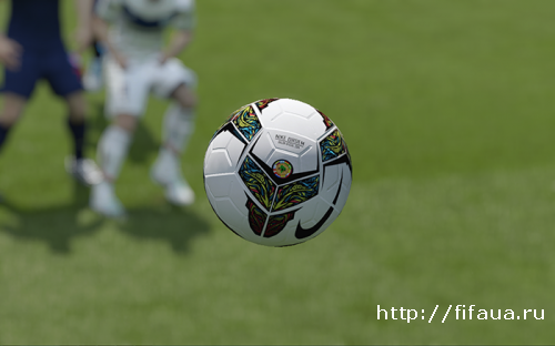 FIFA 15 Nike Ordem Libertadores Ball by Jorge78