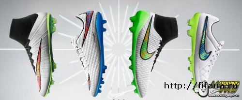 FIFA 15 NEW NIKE BOOTS PACK 2014/2015 BY AYOUB