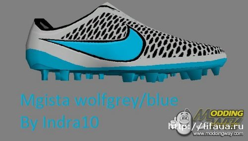 FIFA 2014 NIKE MAGISTA WOLFGREY BY INDRA10