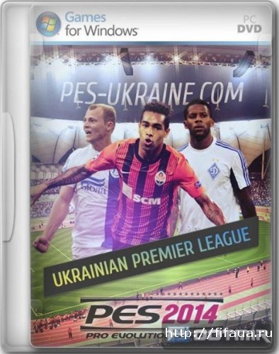 PES 14 Ukrainian Premier League   (торент)