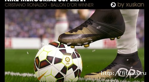 Nike MS – CR7 Ballon d'Or Boots