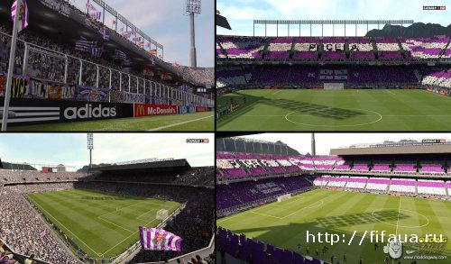 FIFA 15 REAL VALLADOLID GRAPHICS