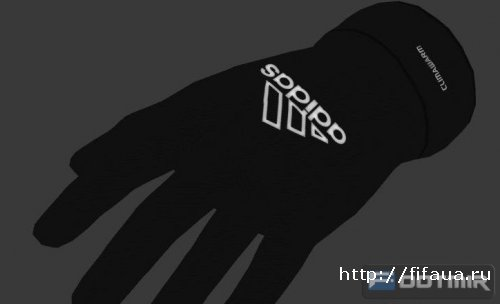 FIFA 15 Real Madrid Winter Player Gloves