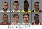 FIFA 14 Patch Convert Faces 17 - FIFA 14
