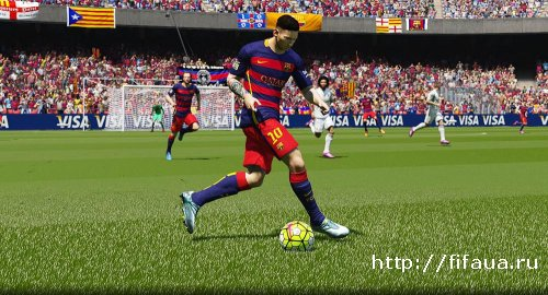 FIFA 15 Update 4.1 by PesCups