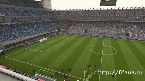 FIFA 15 Natural Sweetfx by Atexz ft. Denz