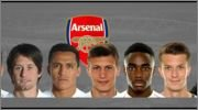 FIFA 16 Updated Arsenal Minifaces