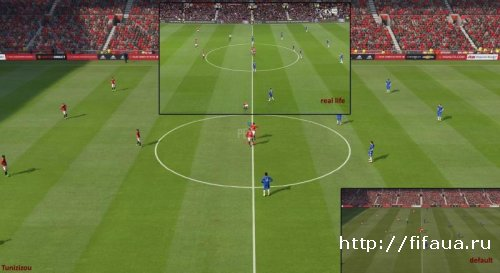 PES 2016 Realistic Pitch v0.1