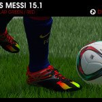 Adidas Messi 15.1 Boots