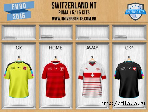 Switz NT Puma EURO 2016 Kits HD By MateusGuedes_BR