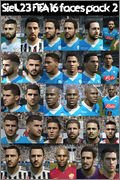 SieL23 FIFA16 faces pack 2