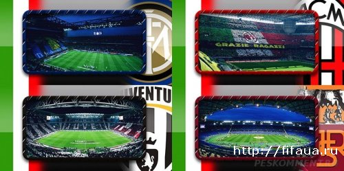 Stadium Previews Pack 3.0 PES 2016