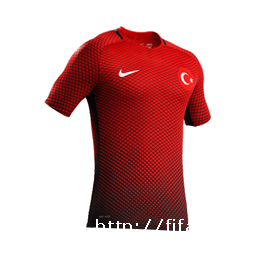 Turkey Euro 2016 kit