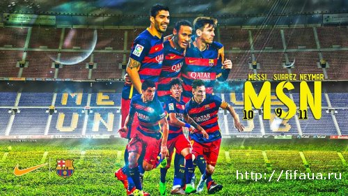 FIFA 14 MSN SPLASH by Habib10