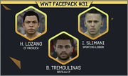 WWT Facepack #31 by WWT
