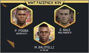 WWT Facepack #34 by WWT