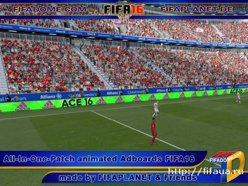 All-in-One-Patch Animated Adboards FIFA 16 by FP & Friends