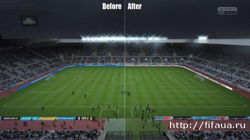 FIFA 16 St James Park Update by eafh