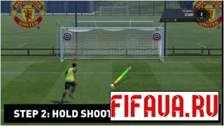 HOW TO SCORE PENALTIES IN FIFA 17