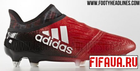 Adidas X 16.1 Purechaos - Red Limit Pack