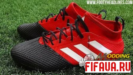 Adidas Ace 17 PureControl - Red Limit Pack