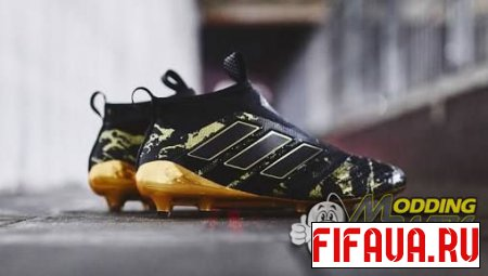 Бутсы Adidas ace 17 Purecontrol Pogboom