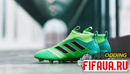 FIFA 14 Adidas Ace 17.1 Purecontrol Turbocharge Pack