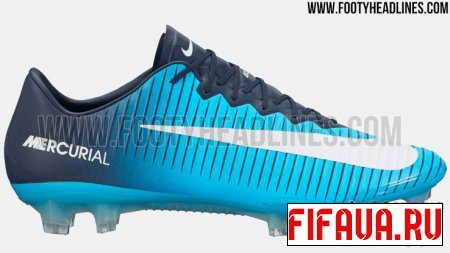 FIFA 14 Nike Mercurial Vapour XI Turquoise Blue