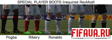 FIFA16 CompleteBootpack 9.1 byRon69