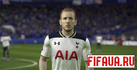 Harry Kane face -17 to 15 conversion