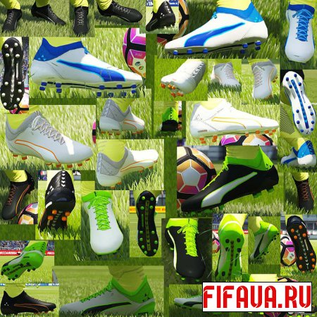 FIFA 16 Puma evoTOUCH Pro pack boots