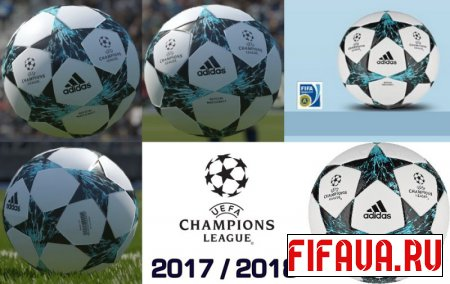 FIFA16 UEFA CL OMB 17-18 by Ron69