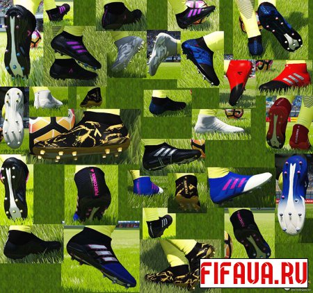 FIFA 16 Adidas Ace 17+ full pack by Nabo78