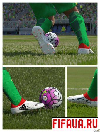 FIFA 16 Adidas X16+ Purechaos Champagne Pack