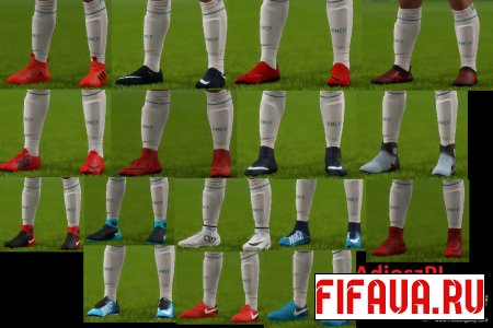 FIFA 18 Bootpack 1.0