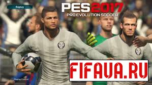 PES 17 New Gameplay Convert From PES 18