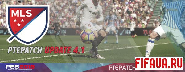 PES 2018 PTE Patch 2018 4.1 Addon AIO v3