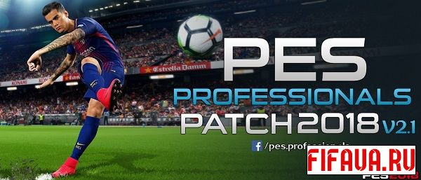 Professionals Patch 2018 V2.1