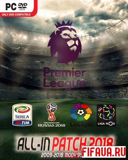 PES 2018 ALL-IN Patch 2018 v5.0