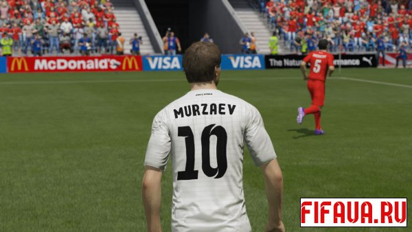 FIFA 14 Victor Lindel?f (FIFA 19 to FI XIV conversion)