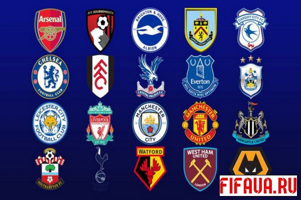 FIFA 14/15/19 EPL Adboards Pack 2019